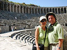 2006 Turkey, Antalya : Between Cappadocia and the Aegean Sea we discovered Antalya.